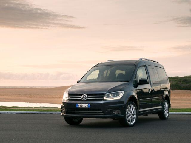 Как мы тестировали Volkswagen Caddy 2016
