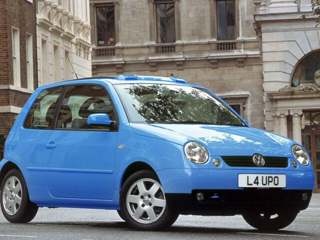 Volkswagen Lupo null