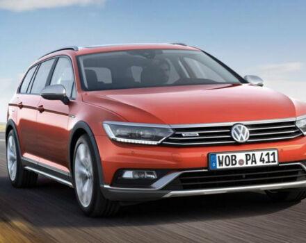 Як ми тестували Volkswagen Passat Alltrack
