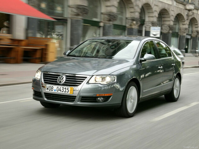Как мы тестировали Volkswagen Passat B6 2016
