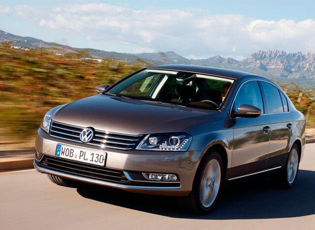 Як ми тестували Volkswagen Passat B7 2015