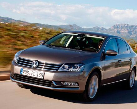 Как мы тестировали Volkswagen Passat B7 2015