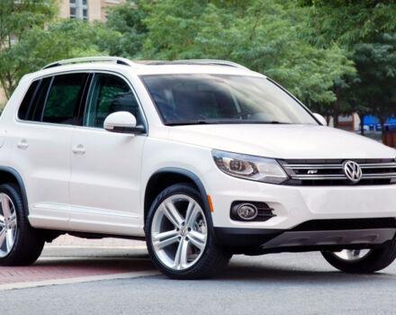 Як ми тестували Volkswagen Tiguan 2016