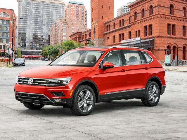 Как мы тестировали Volkswagen Tiguan 2018