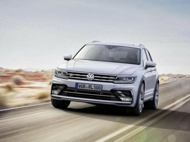 Как мы тестировали Volkswagen Tiguan 2020