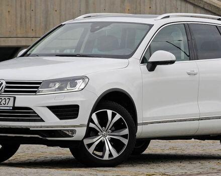 Как мы тестировали Volkswagen Touareg 2016