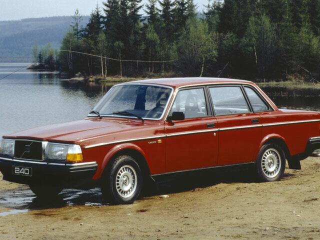 Volvo 240 null