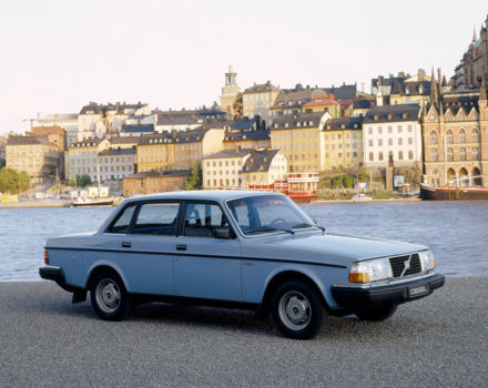 Volvo 244 null