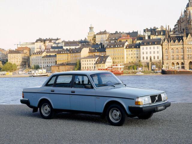 Volvo 244 null