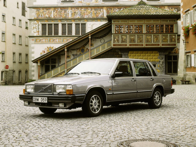 Volvo 760 null