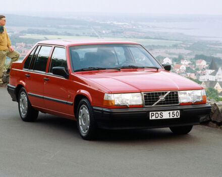 Volvo 940 null