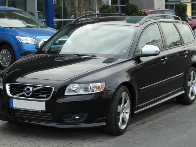 Volvo V50 null