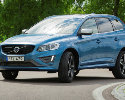 Як ми тестували Volvo XC60 2016