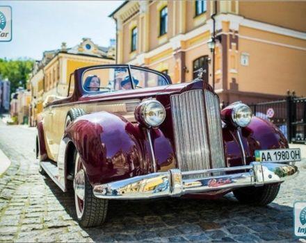 Червоний Packard Ван Твенті, об'ємом двигуна 4 л та пробігом 180 тис. км за 80000 $, фото 1 на Automoto.ua