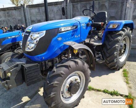 Синий SOLIS 50, объемом двигателя 50 л и пробегом 0 тыс. км за 13200 $, фото 1 на Automoto.ua