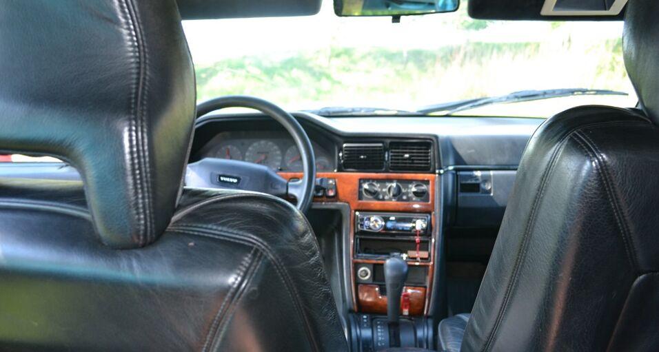 Volvo 960 null на тест-драйве, фото 8