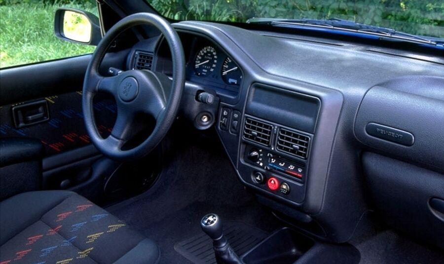 Peugeot 106 null на тест-драйве, фото 7