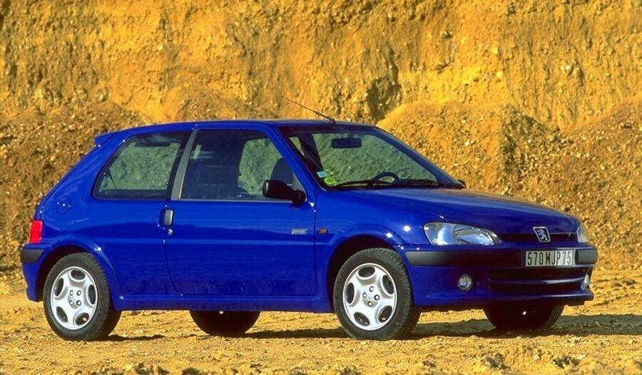 Peugeot 106 null на тест-драйве, фото 3