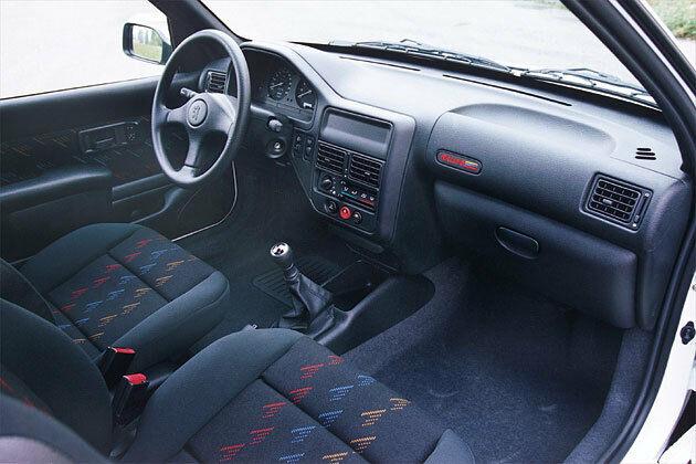 Peugeot 106 null на тест-драйве, фото 8