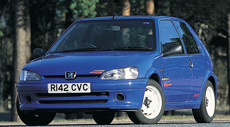 Peugeot 106 null на тест-драйве, фото 2