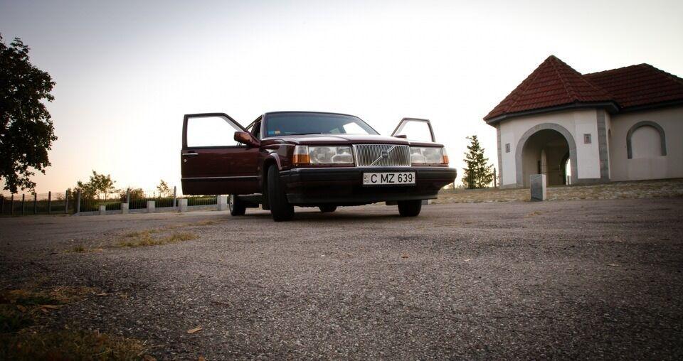 Volvo 960 null на тест-драйве, фото 2