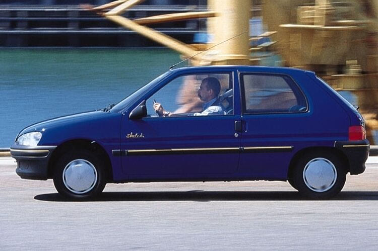 Peugeot 106 null на тест-драйве, фото 4
