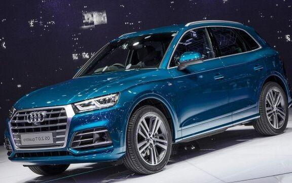 Audi Q5 2020 г