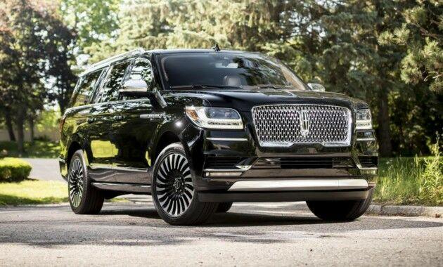 Lincoln Navigator (Линкольн Навигатор) - Продажа, Цены