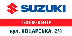 Логотип Технік-Центр Suzuki
