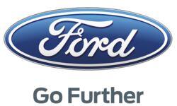 "Официальный логотип автосалона Мустанг Моторс ""Автосалон Ford"" на AutoMoto.ua"