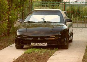 Черный Форд Проба, объемом двигателя 2 л и пробегом 177 тыс. км за 6500 $, фото 1