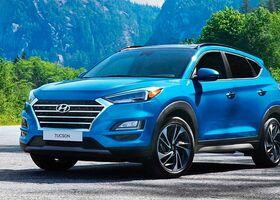 Акция на Hyundai Tucson в автоцентре Паритет!