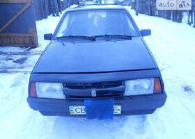 Черный ВАЗ 21108, объемом двигателя 0.08 л и пробегом 50 тыс. км за 1336 $, фото 1