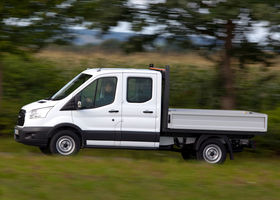 Ford Transit Chassis null