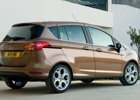 Ford B-Max null