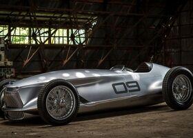 Infiniti представила свой первый электромобиль - Prototype 9