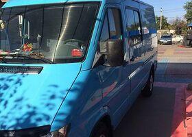 Голубий Мерседес Sprinter, объемом двигателя 2.7 л и пробегом 273 тыс. км за 11500 $, фото 16
