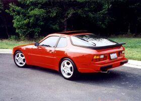 Порше 944, Купе 1986 - 1988
