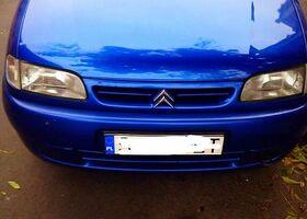 Синій Сітроен Берлінго пас., объемом двигателя 14 л и пробегом 130 тыс. км за 1350 $, фото 1