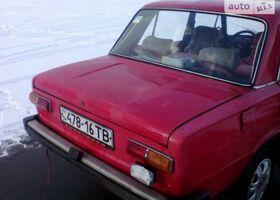 Вишнёвый ВАЗ 2101, объемом двигателя 1 л и пробегом 1 тыс. км за 570 $, фото 1