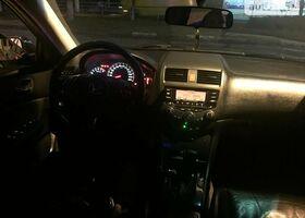 Черный Хонда Аккорд, объемом двигателя 2.4 л и пробегом 253 тыс. км за 9200 $, фото 1