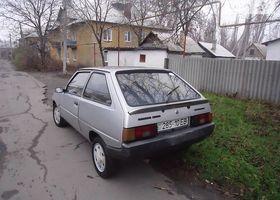 Серый ЗАЗ 1102 Таврия, объемом двигателя 1.2 л и пробегом 57 тыс. км за 949 $, фото 1
