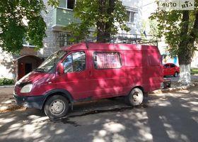 Червоний ГАЗ 2818 Газель, объемом двигателя 2.3 л и пробегом 161 тыс. км за 2250 $, фото 1