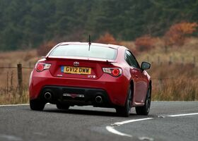 Toyota GT 86 null