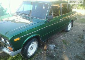 Зеленый ВАЗ 2106, объемом двигателя 1.6 л и пробегом 1 тыс. км за 1600 $, фото 1