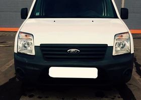 Белый Форд Транзит Коннект груз., объемом двигателя 1.8 л и пробегом 160 тыс. км за 8500 $, фото 1