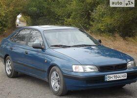 Синий Тойота Карина, объемом двигателя 1.6 л и пробегом 2 тыс. км за 5500 $, фото 1
