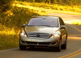 Mercedes-Benz R 500 null