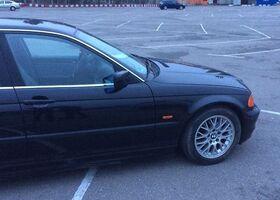 Черный БМВ 3 Серия, объемом двигателя 2.5 л и пробегом 240 тыс. км за 4135 $, фото 1