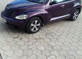 Фиолетовый Крайслер ПТ Крузер, объемом двигателя 2.4 л и пробегом 70 тыс. км за 5999 $, фото 1